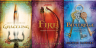 Graceling series book covers